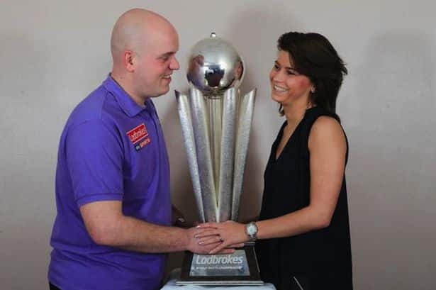 gary anderson vrouw