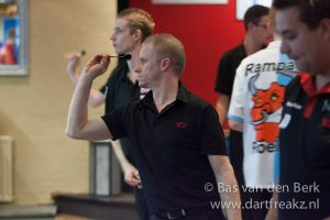 Davyd Venkenwint 4e ZomerRanking Cafe Quincy,  Smeets runner-up
