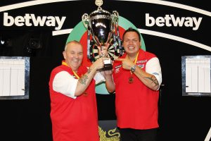 Phil Taylor ontbreekt op World Cup Of Darts, Chisnall is vervanger